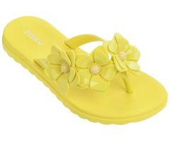 Kids Fresh Floral Yellow