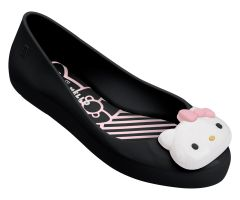 Kids Hello Kitty Space Love Black