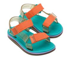 Kids Rider Papete Turquoise Contrast