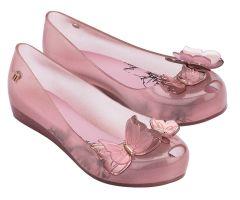 Kids Ultragirl Butterfly Pink Glitter