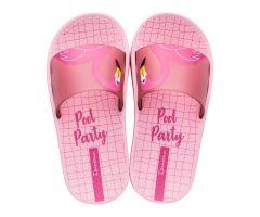 Kids Urban Slide Pink Flamingo