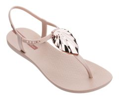 Leaf Sandal Shine Blush