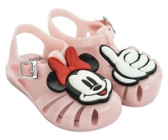 Mini Aranha Disney Fun Baby Pink Minnie