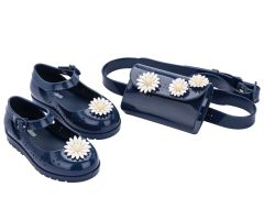 Kids Classic Daisy with Bag Navy