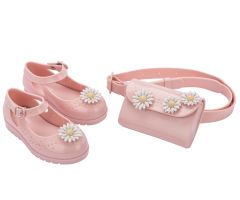 Mini Classic Daisy With Bag Pink