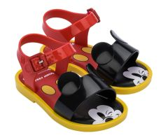 Mini Disney Mar Sandal Red Mickey