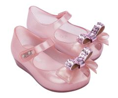 Mini Ultragirl Stars Pink Dust Bow