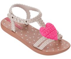 Baby My First Ipanema Heart 21 Pink Tan