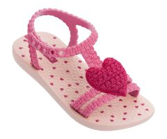 Baby My First Ipanema Heart 21 Rose Pink