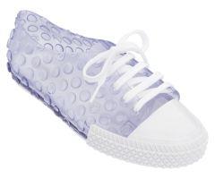 Polibolha Sneaker 22 White Transparent
