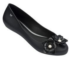 Pop Flower Pearl Black