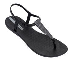 Pop Glitter Sandal 21 Black