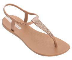 Pop Glitter Sandal 21 Nude