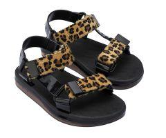 Rider Papete Print Leopard | Rider + Melissa Shoes
