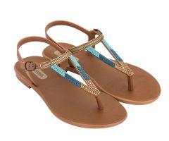 Rustic Sandal Tan