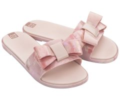Sky Slide Bow Blush Marble