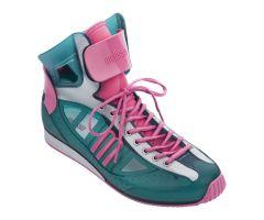 Speed Sneaker Pink Contrast