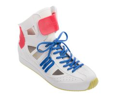 Speed Sneaker White Contrast