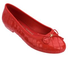 VW Margot Ballerina Red