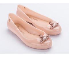 VW Sweet Love Blush Rose Orb    Vivienne Westwood + Melissa Shoes