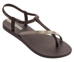 Wish Sandal Chrome Bronze