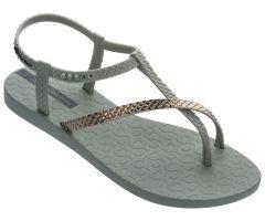Wish Sandal Chrome Sage